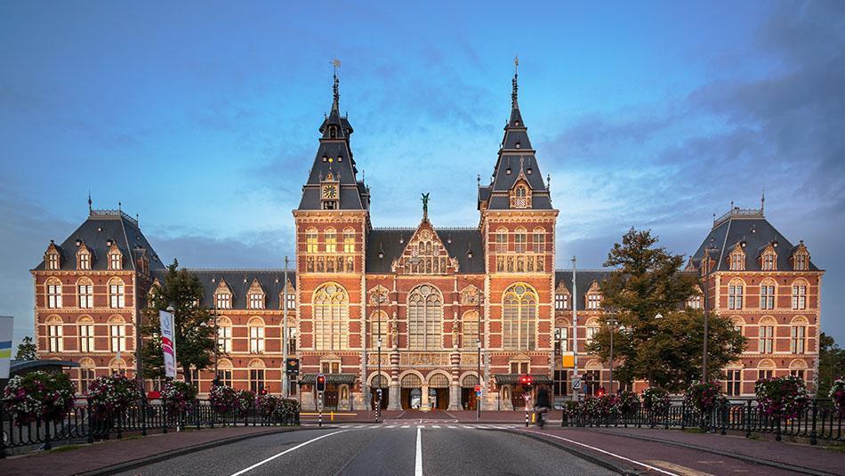 Rijksmuseum Amsterdam - Schirm Oertel als Berater