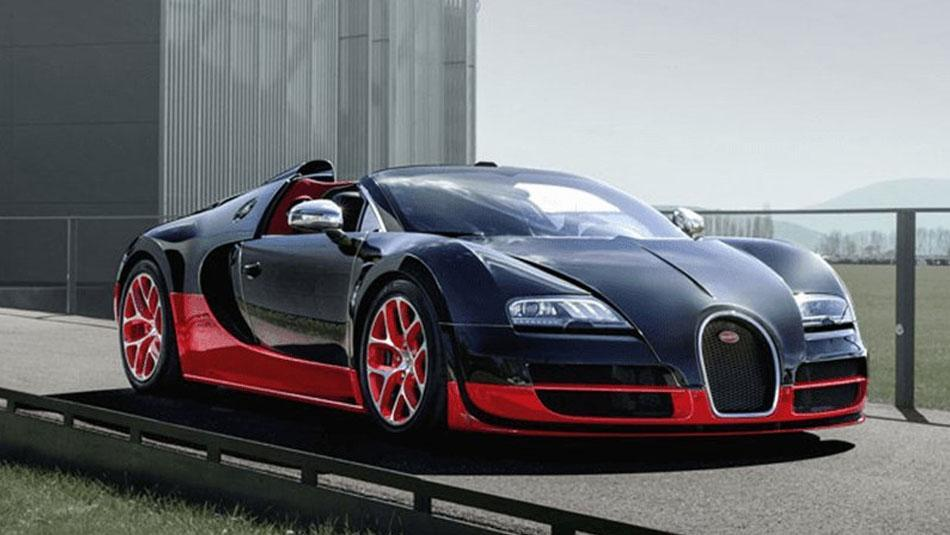 Wir liefern Sonderanfertigungen für Bugatti