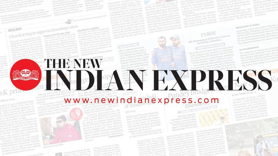 """""""EXPRESS INDIA"""" ein Bericht über Schirm Oertel"""