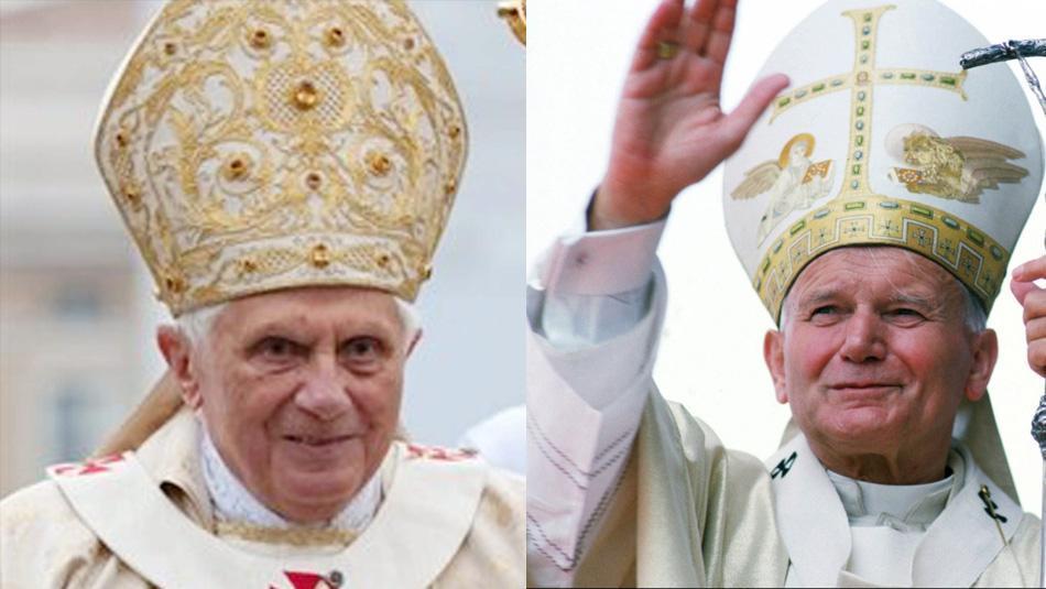 Schirm Oertel liefert Schirme für den Papst