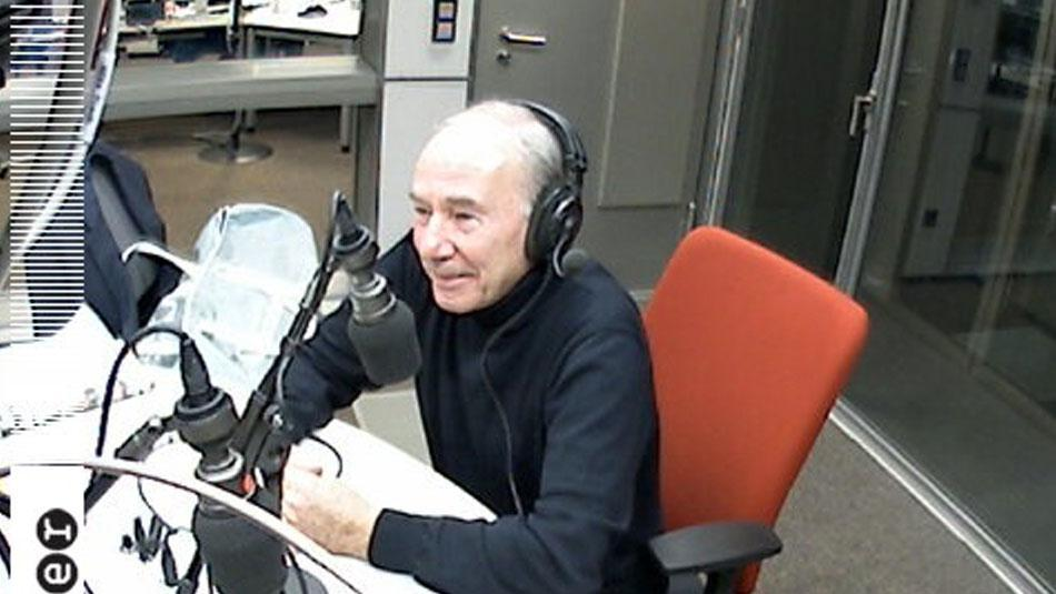 Radio Bremen Interview mit Rainer Gramke über Schirm Oertel