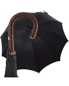 Oertel Handmade - natural bark cherry | European Umbrellas