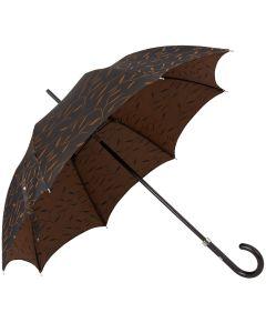 Oertel Handmade Ladies - Leafs - olive | European Umbrellas