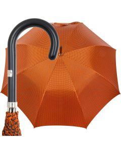 Oertel Handmade Ladies - Paisley - red-blue | European Umbrellas