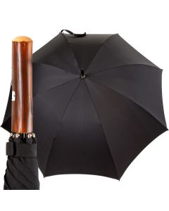 Oertel Handmade - Sport uni - golf umbrella - black | European Umbrellas