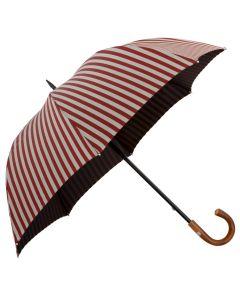 Oertel Handmade - Sport Stripes - blue-beige | European Umbrellas