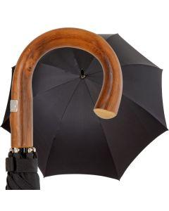 Oertel Handmade - Sport uni - golf umbrella - black | European Umbrellas