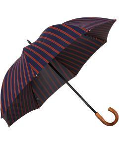 Oertel Handmade - Sport Stripes - blue-red | European Umbrellas