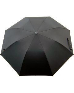Knirps - Topmatik - Steel-Line crooked handle - black | European Umbrellas