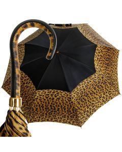 Marchesato - doppelt - leopard | Schirm Oertel
