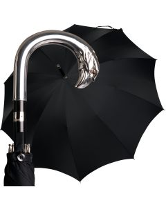 Oertel Handmade - Sterling Silver - Eagle | European Umbrellas