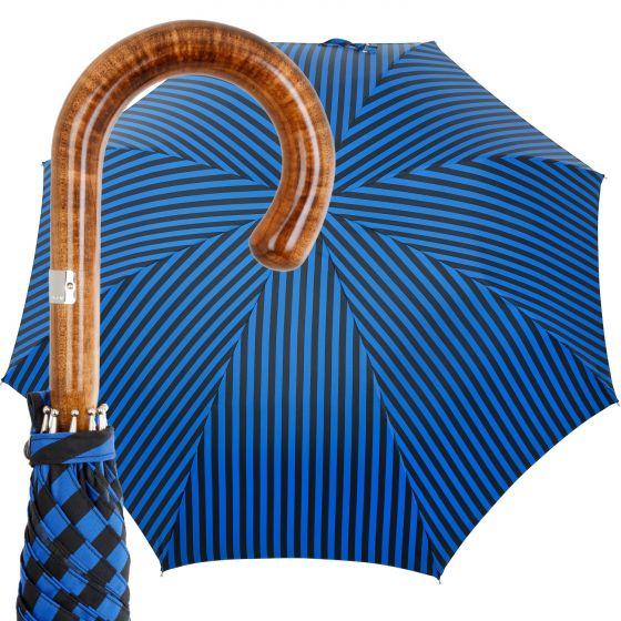 Oertel Handmade - Classic Ahorn - Streifen schwarz/blau