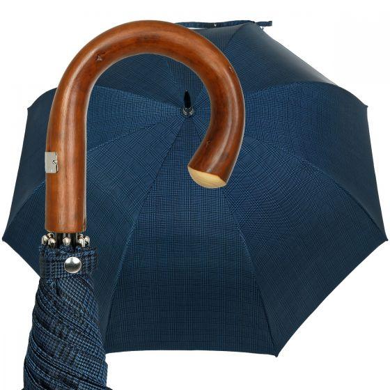 Oertel Handmade - Sport glencheck - red | European Umbrellas