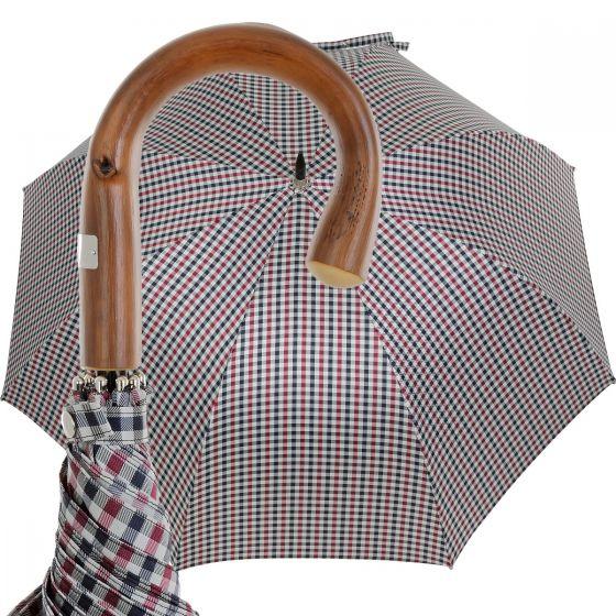 Oertel Handmade - Sport Regatta - blue-yellow-olive | European Umbrellas