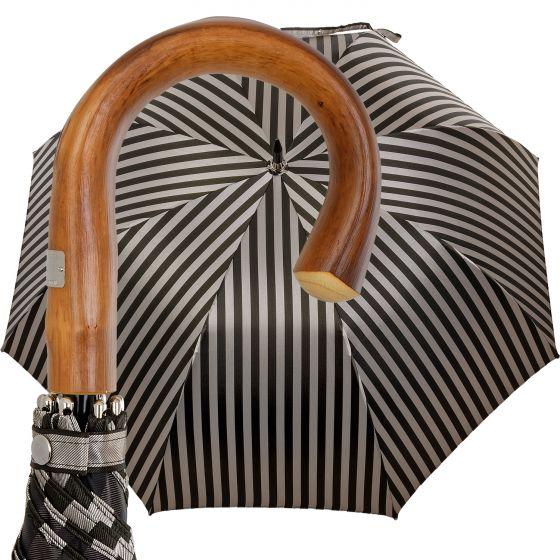 Oertel Handmade - Sport - Streifen beige/schwarz