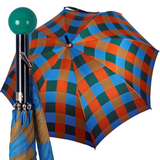 Oertel Handmade Ladies -Fashion Ball - green | European Umbrellas
