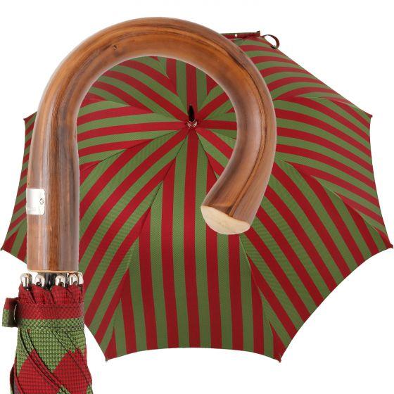 Oertel Handmade - Sport Regatta - red-green | European Umbrellas
