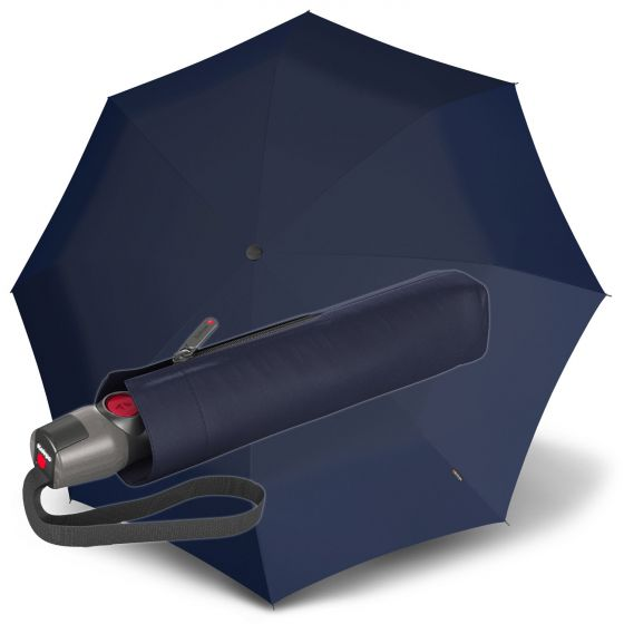 Knirps - T.200 Duomatic - blue | European Umbrellas