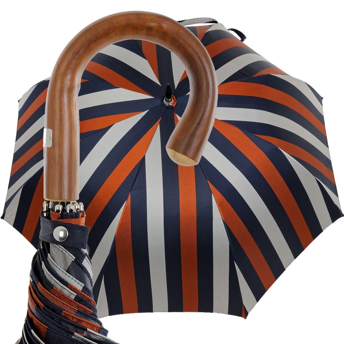 orangemarine Griff zu Wind Klassische orangemarine