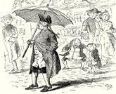 Geschichte des Regenschirms